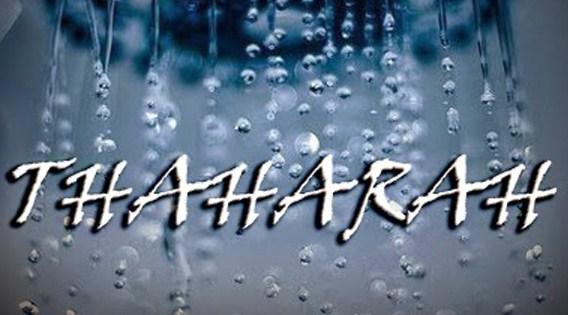 Pengertian Thaharah, Macam dan Caranya (Bersuci)