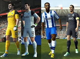 kits Fc Porto 2016 - 2017 PES 2013 by vladroman