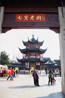 Shanghai, Qibao.