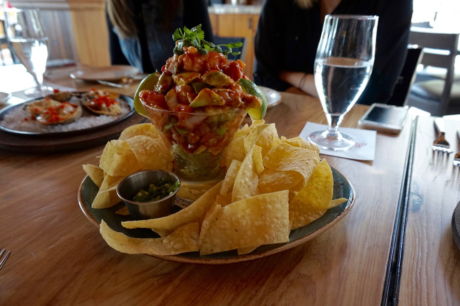 Best ceviche Houston