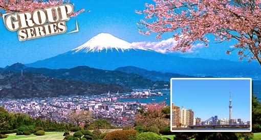 Paket Tour Jepang Tokyo Kawaguchi Yokohama Murah