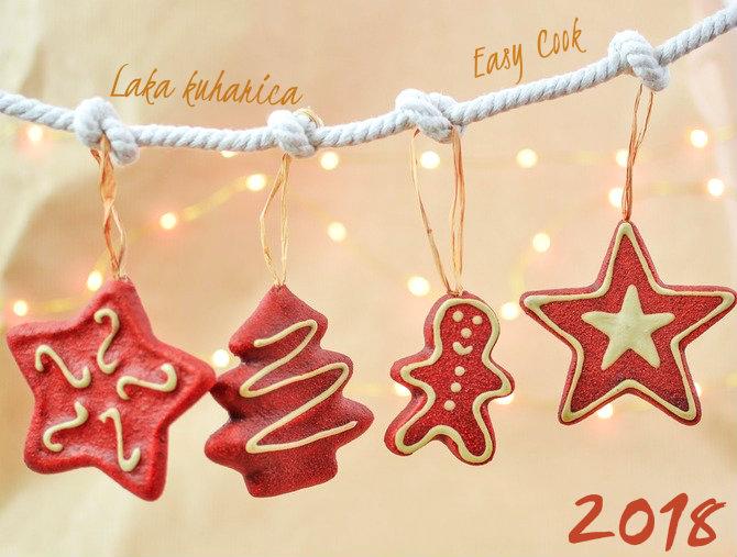 Laka kuharica: Najljepše želje za nadolazeću godinu ☆ Wishing You Happy Holidays