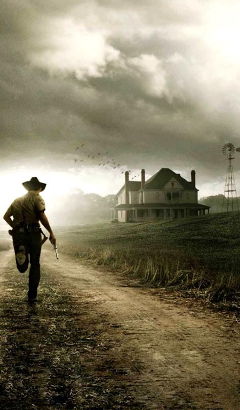 Walking Dead Mobile Wallpaper | Wallpapers Library