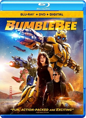 Bumblebee 2018 BRRip BluRay 720p 1080p