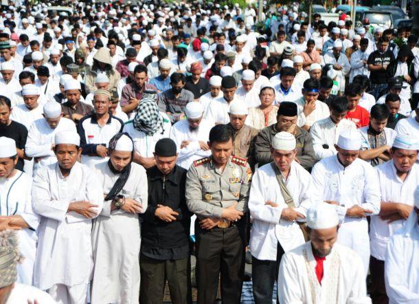 Hindari Ruas Jalan Ini Dalam Aksi 212 di Makassar Besok