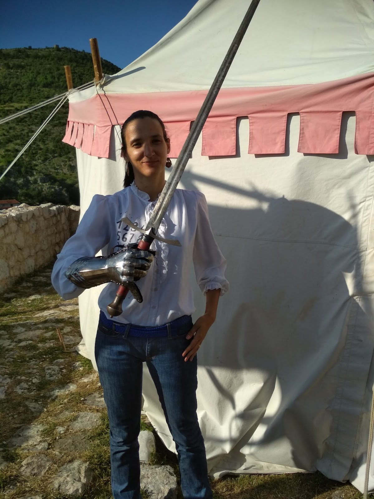 Medieval Fair in Stolac, Bosnia and Herzegovina (part 1) / Srednjovjekovni sajam Stolačka Tarča 2018 (prvi dio)