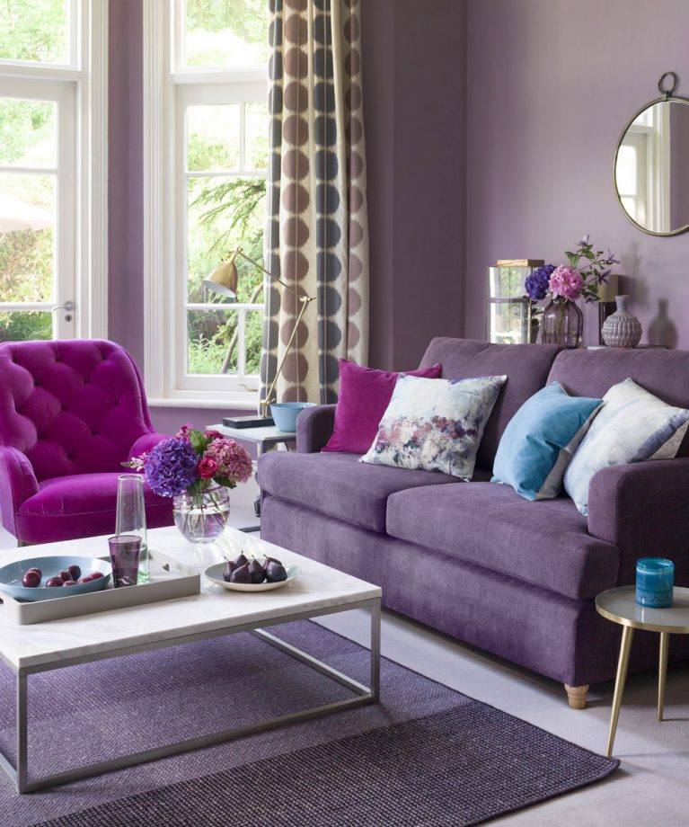 Dekorasyon Bilgileri Dekorasyonda 2018 Yılının Trend Rengi Ultra Violet