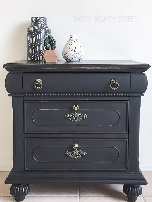 Easy Distressing Furniture Technique For A Natural Look Thirty