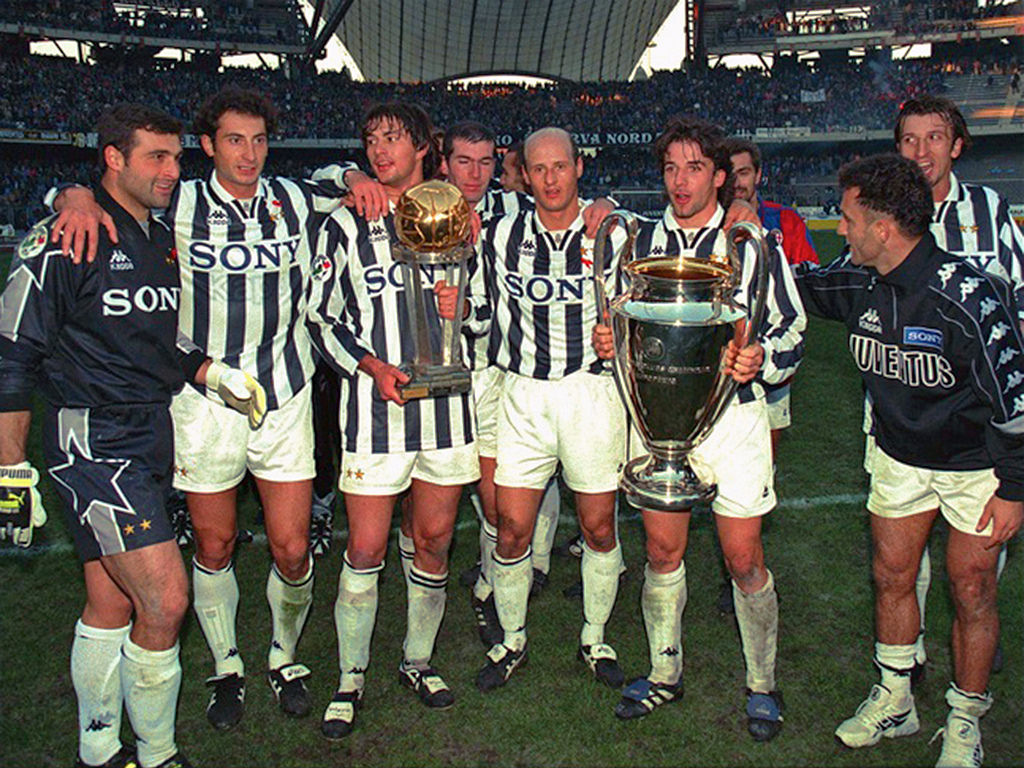 Soccer Football Or Whatever Juventus Greatest All Time Team