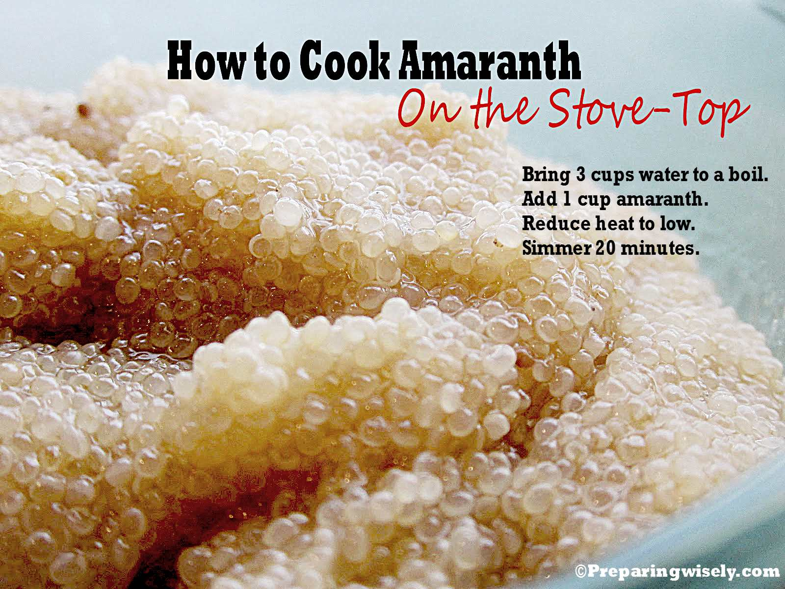 Related Keywords & Suggestions for how to eat amaranth