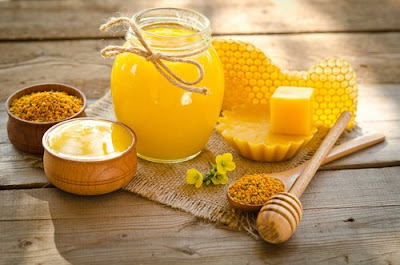 Bienfaits de la cire d'abeille