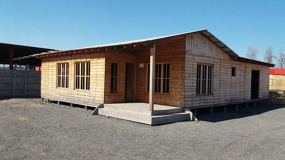 Casas prefabricadas paine en chile casas prefabricadas for Planos de casas prefabricadas