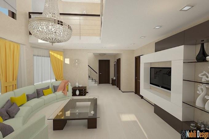 Design interior case moderne Galati - Amenajari interioare apartamente