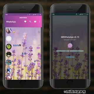 MBWhatsApp Mod Apk Xtrem Edition Latest Version 2018
