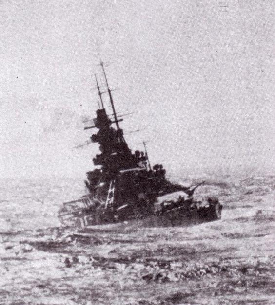 6 February 1941 worldwartwo.filminspector.com Scharnhorst Operation Berlin