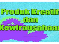 Referensi Produk Kreatif dan Kewirausahaan Bagi Multimedia