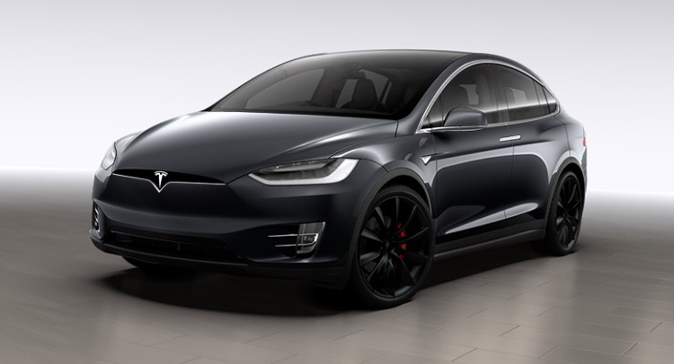 Tesla Model X Priced From £74,480 In The UK; Configurator Now Live