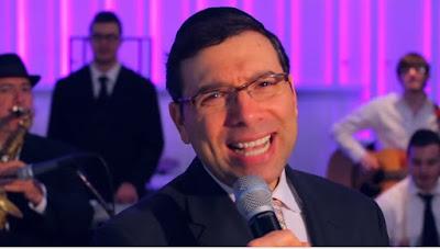 'Simchat Chatanim' es el tema musical muy alegre para las bodas judías que nos presenta Michoel Pruzansky.