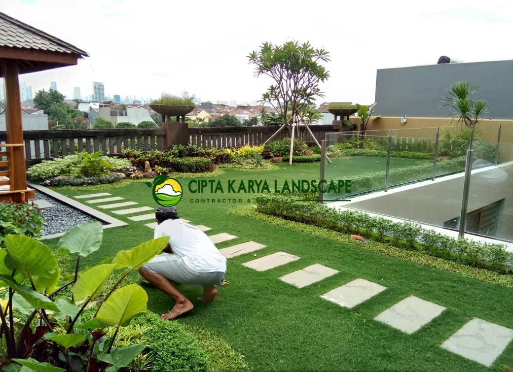 Jasa Tukang Taman Jakarta Utara
