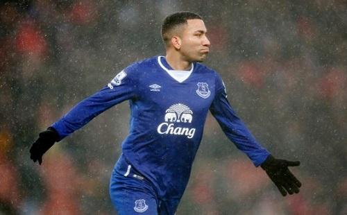 Aaron Lennon biến Everton thành đội bóng thấp nhất Premier League