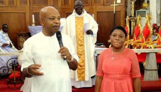 Arthur Eze bans collection of levies in his community, set to open a University.