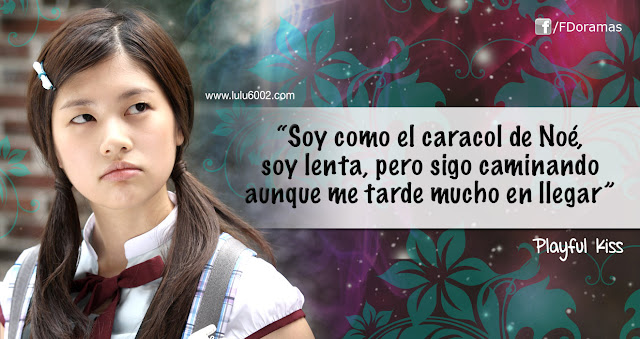 playful kiss frases