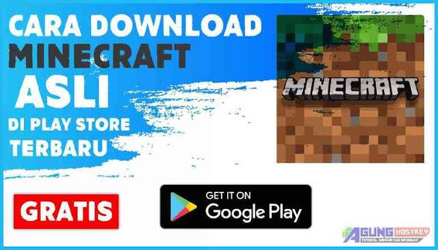 Cara Mendownload Minecraft Asli Dari Play Store Terbaru cara mendownload minecraft asli cara mendownload minecraft asli tanpa membayar