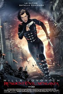 Resident Evil 5: Venganza (2012)