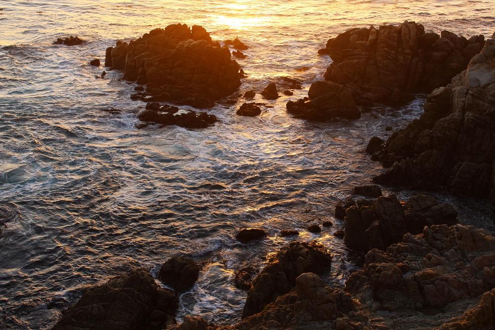 Driving to Big Sur, California road trip - travel blog