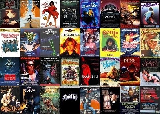 Filme 80er Und 90er