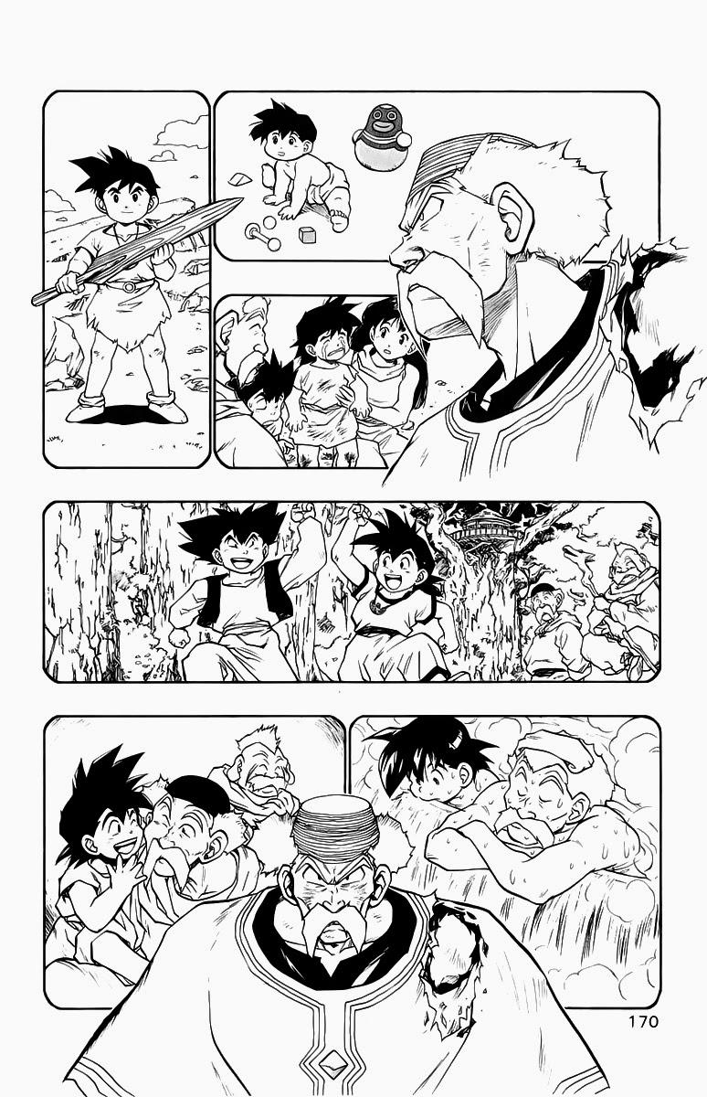 Dragon Quest: Emblem of Roto chapter 29 trang 33