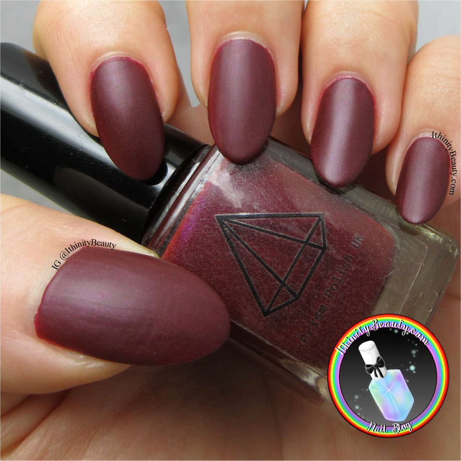 Prism Polish Uk, 4 Nail Polishes - Swatch & Review | IthinityBeauty ...