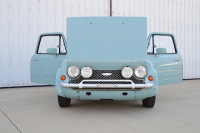 Legally imported Nissan Pao