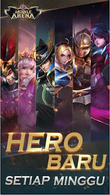 Garena Arena of Valor (Aov) v1.20.1.1 APK+DATA Terbaru 2018