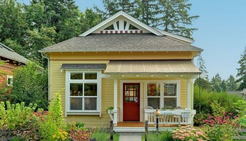 lomba untuk membangun rumah besar dan megah Rancangan Desain Rumah untuk Keluarga Kecil