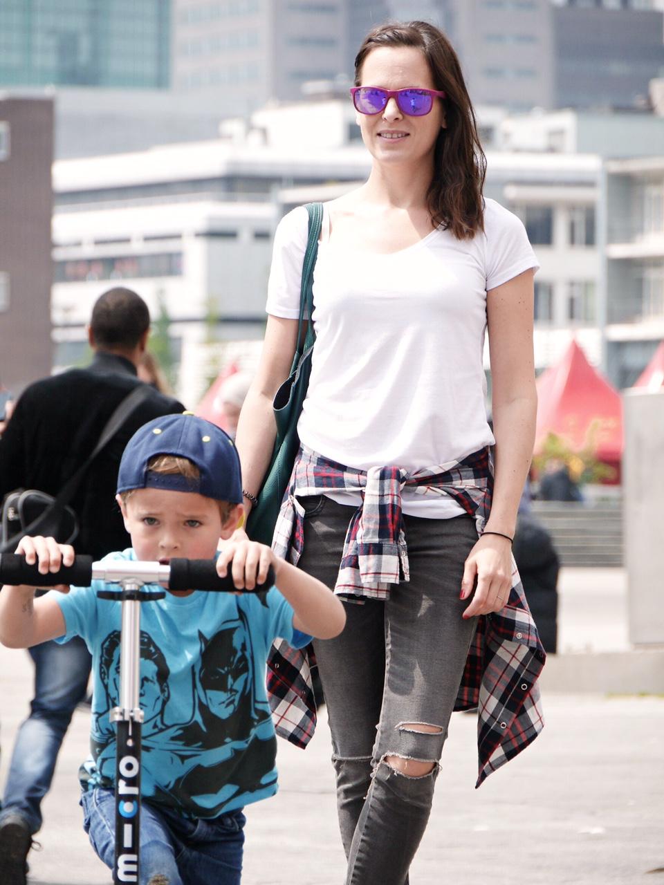 Rotterdam - reisen mit Kindern