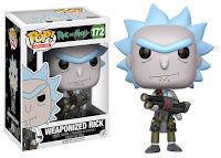 Funko Pop! Weaponized Rick