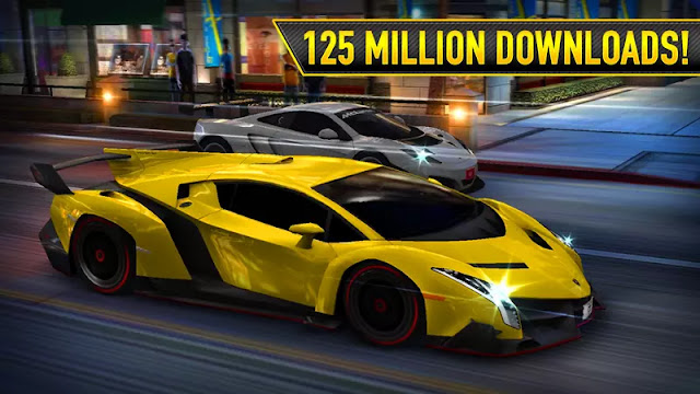 CSR Racing Hack Apk