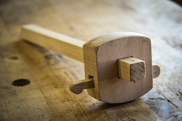 The Workbench Diary French Marking Gauge