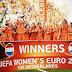 Euro feminina 2017: Resumo Final