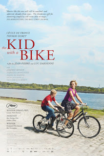 The Kid With the Bike movie poster