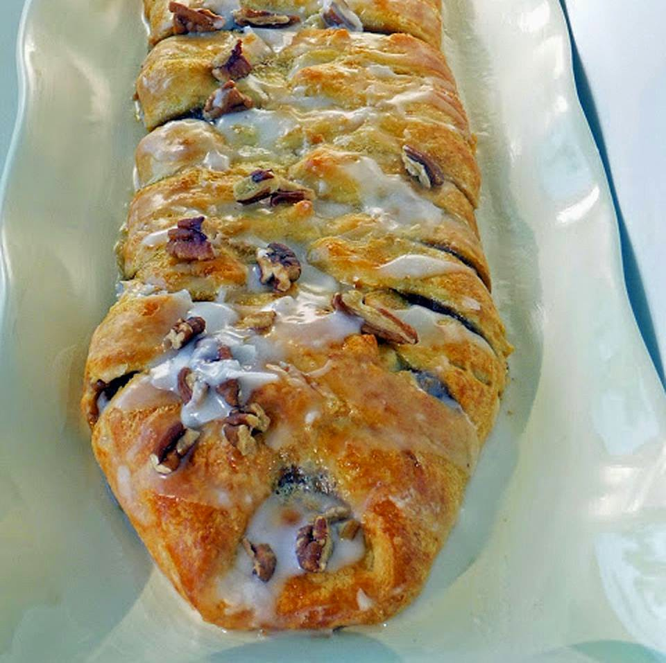 Pumpkin Pecan Braid | by Life Tastes Good
