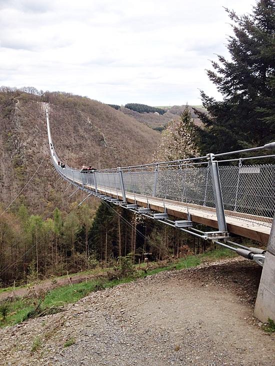 Hängeseilbrücke Geierlay Hunsrück