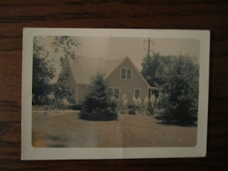 Climbing My Family Tree: Henn Home in Jefferson Twp Montgomery County Ohio built by my grandpa and the kids