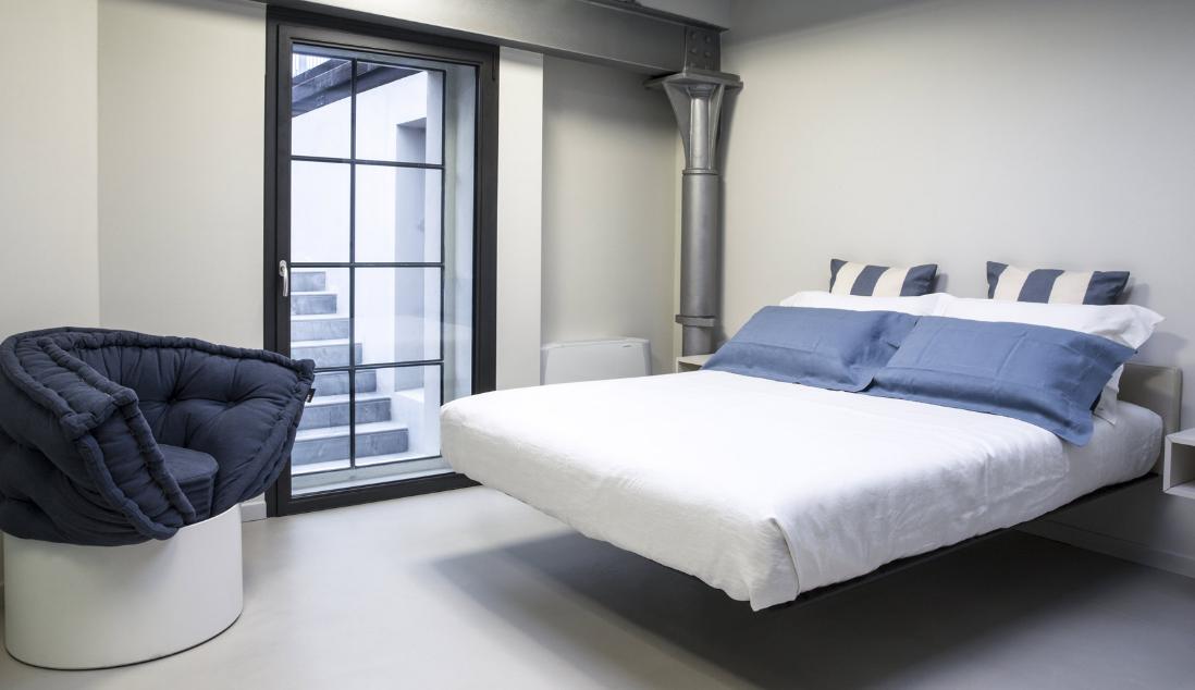 desain kamar tidur ukuran 3x4 meter minimalis terbaru