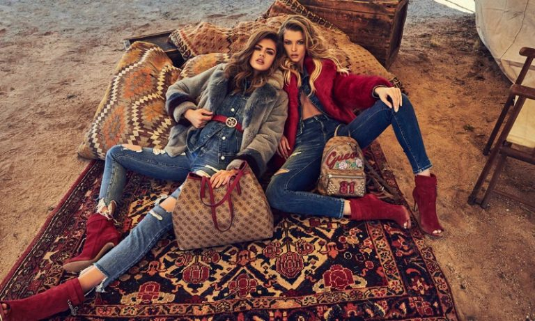 Guess Fall Winter 2018 Campaign