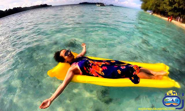 pulau harapan destinasi wisata ciamik dari kepulauan seribu utara