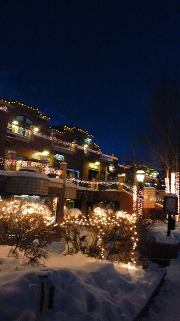 Denver To Vail Drive >> The Unpaved Road: Spending Christmas in Colorado - Denver, Breckenridge and Vail