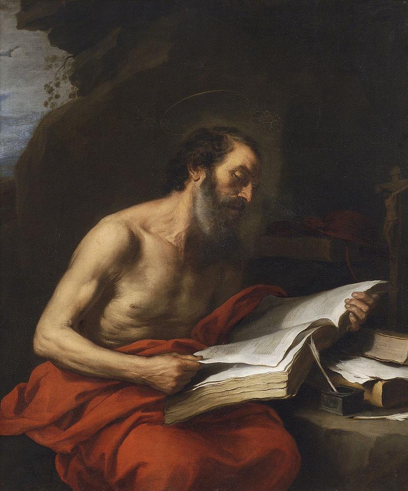 St. Jerome, c. 1650–52
