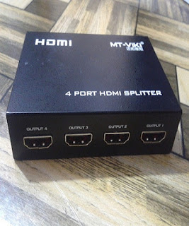 Sewa Splitter HDMI 4 Output, Switcher HDMI